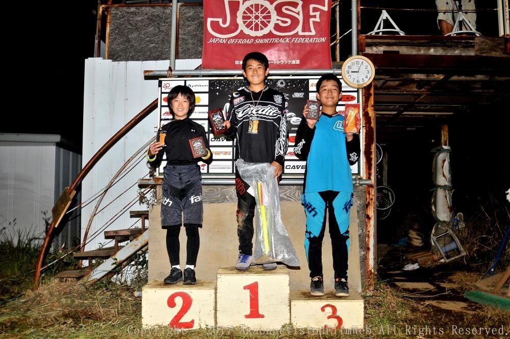 2017 JOSF JAPAN OPEN NIGHT RACE VOL1:決勝〜表彰_b0065730_11234391.jpg