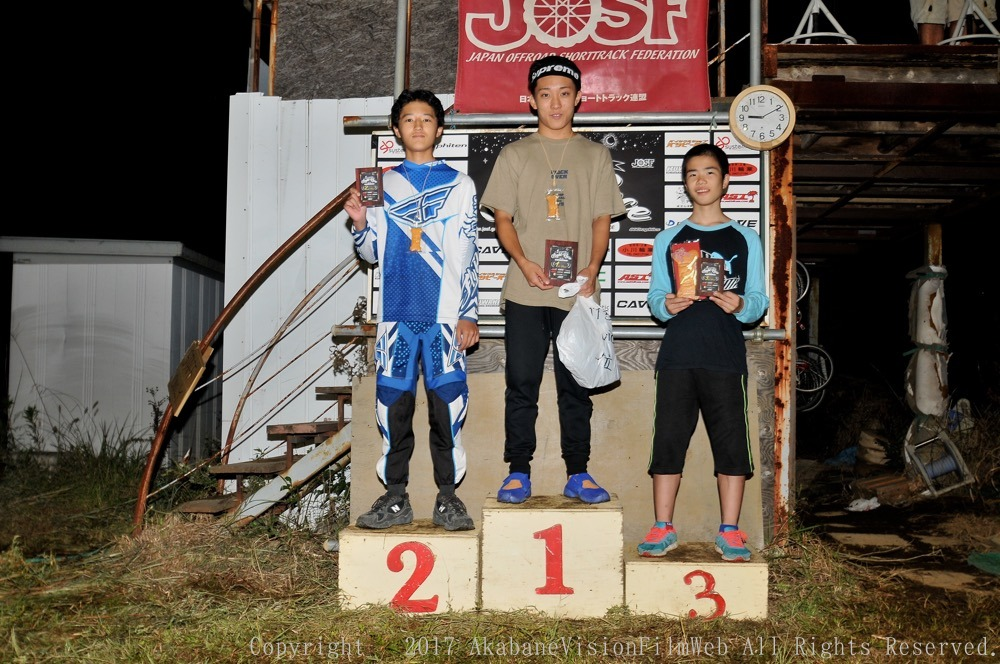 2017 JOSF JAPAN OPEN NIGHT RACE VOL1:決勝〜表彰_b0065730_11262138.jpg