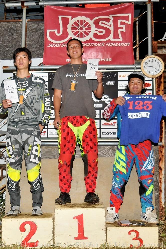 2017 JOSF JAPAN OPEN NIGHT RACE VOL1:決勝〜表彰_b0065730_11304474.jpg