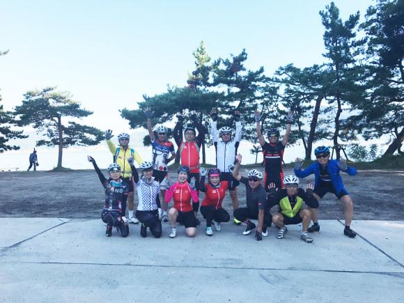 昨日は恒例の「丹後半島グルメサイクリング」楽しかったです!!_d0182937_16193742.jpg