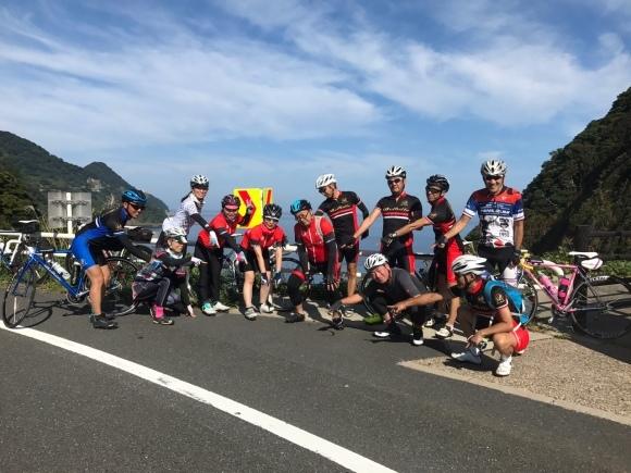 昨日は恒例の「丹後半島グルメサイクリング」楽しかったです!!_d0182937_16194146.jpg