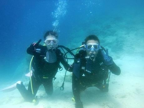 クマノミポイントで体験ダイビング!_a0156273_14511670.jpg