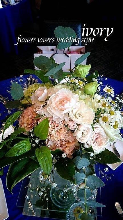 『連休中の婚礼から〜♬③』_b0094378_09460908.jpeg