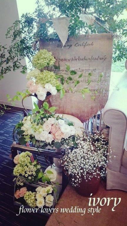 『連休中の婚礼から〜♬③』_b0094378_09462485.jpeg