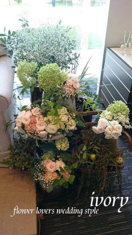 『連休中の婚礼から〜♬③』_b0094378_09465738.jpeg