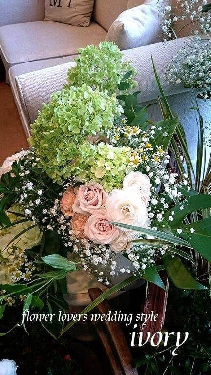 『連休中の婚礼から〜♬③』_b0094378_09470938.jpeg