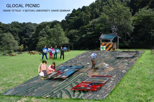 大成ゼミ、秋学期の活動は「松戸アートピクニック」から①_e0201681_14475422.jpg
