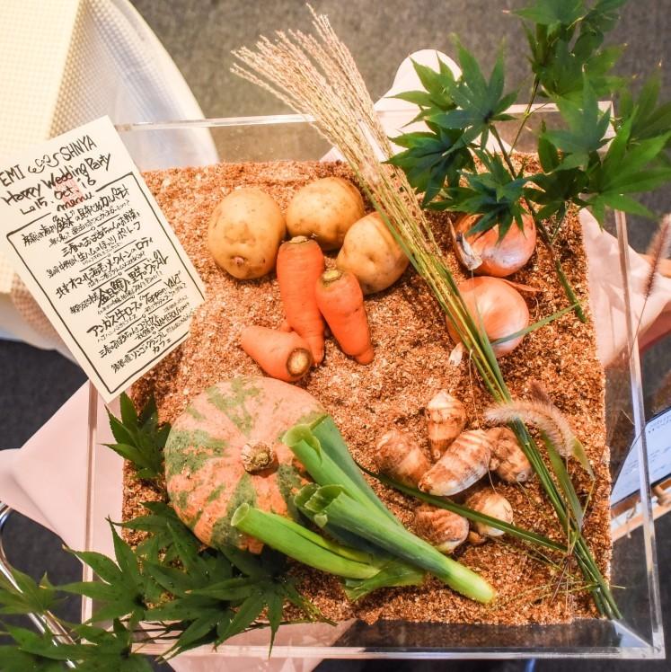 三春のばぁちゃんちのお野菜_e0120789_23422379.jpg