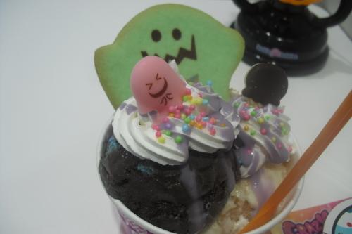 31アイスクリーム 『いたずらおばけサンデー』_a0326295_21383106.jpg