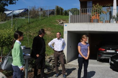 東スイス・西オーストリア研修:フォンタナス村の家 1外観_e0054299_14362689.jpg