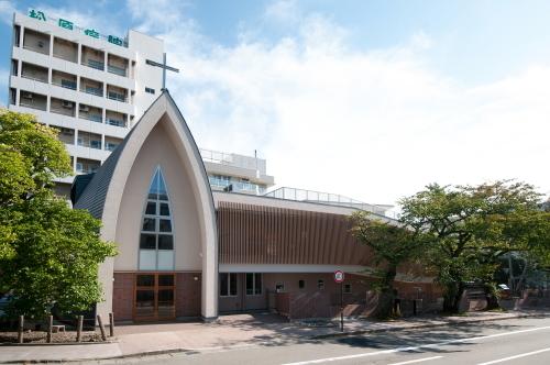 聖ヨハネ乳児保育園建て替え工事_d0095305_18303514.jpg