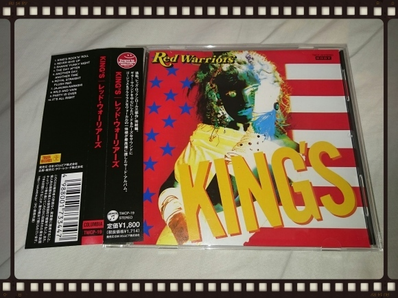 KING\'S / RED WARRIORS_b0042308_00180430.jpg