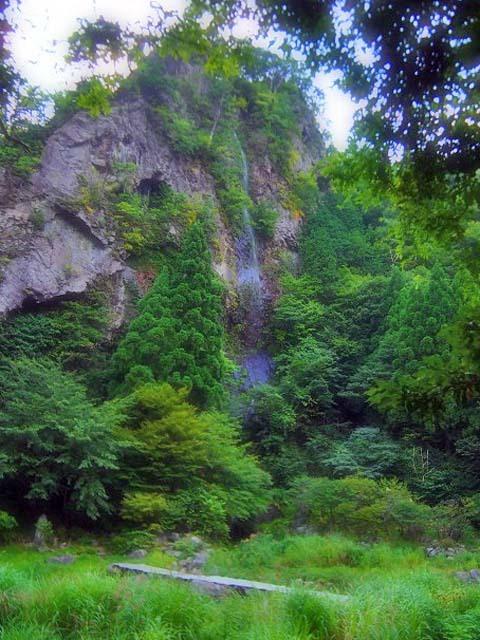 涼風滝めぐり26「天空の滝」と芦津渓_d0295818_14225386.jpg