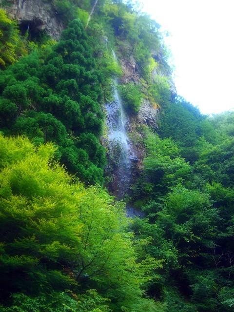 涼風滝めぐり26「天空の滝」と芦津渓_d0295818_14355864.jpg