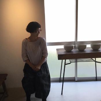 シモヤユミコ個展  秋のしたく-おでんとお酒と- 終了しました/ぎゃらりーマドベ_a0251920_12265274.jpg