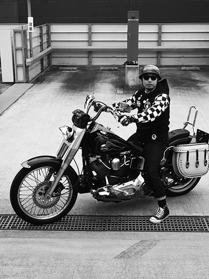5COLORS「君はなんでそのバイクに乗ってるの?」#122_f0203027_16092303.jpg