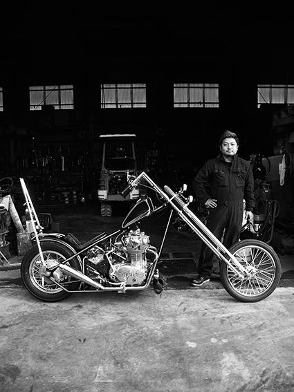 5COLORS「君はなんでそのバイクに乗ってるの?」#122_f0203027_16092417.jpg