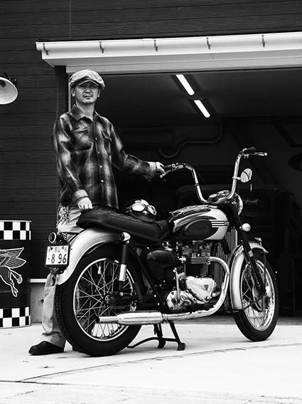 5COLORS「君はなんでそのバイクに乗ってるの?」#122_f0203027_16092465.jpg