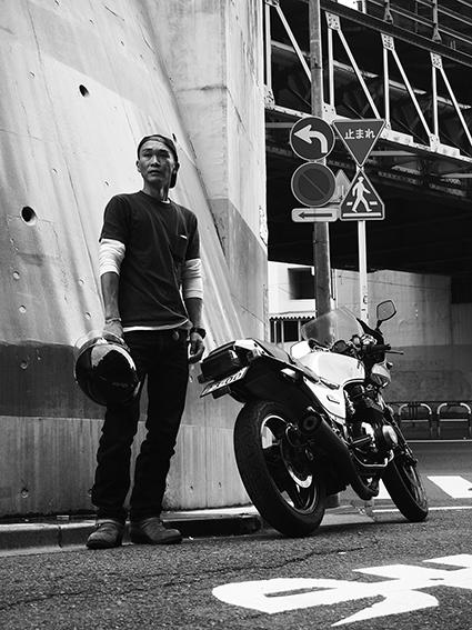 5COLORS「君はなんでそのバイクに乗ってるの?」#122_f0203027_16092473.jpg