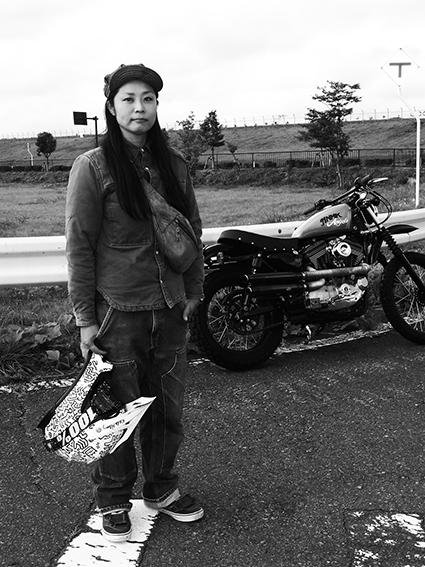 5COLORS「君はなんでそのバイクに乗ってるの?」#122_f0203027_16092490.jpg