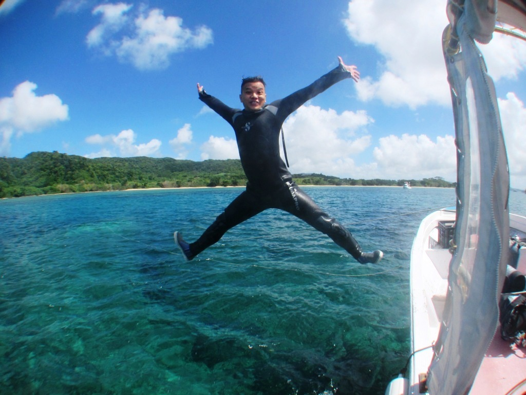 enjoy diving~(^^)♪_a0189838_16322358.jpg