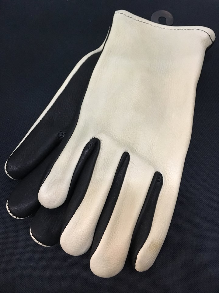 CHURCHILL GLOVE CNE CREAM/BLACK_f0349544_11253123.jpg