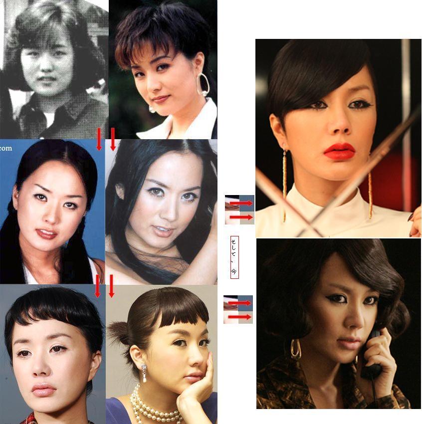 韓国のマドンナ!女優としても活躍 オムジョンファ、奇跡の48歳。 整形もスッピンもオープンに。がんを克服!_f0158064_04310362.jpg