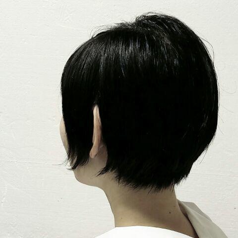 最近の髪型!!! ウルフからのボブ・・・!!!_a0272765_20455043.jpg