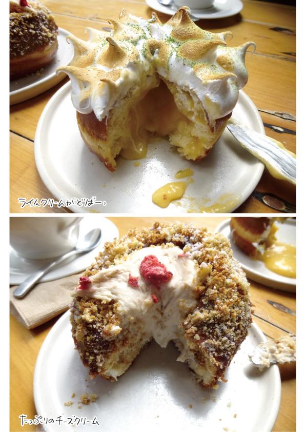 【メルボルンドーナツ旅:その1】DOUGHBOYS COFFEE+DOUGHNUTS【オフィス街の洗練されたドーナツ】_d0272182_19181535.jpg