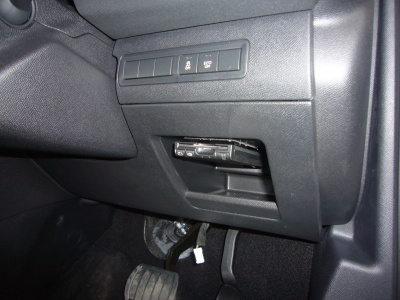 プジョー308SW 納車整備 ~ETC、ドライブレコーダ取付~_c0267693_16195449.jpg
