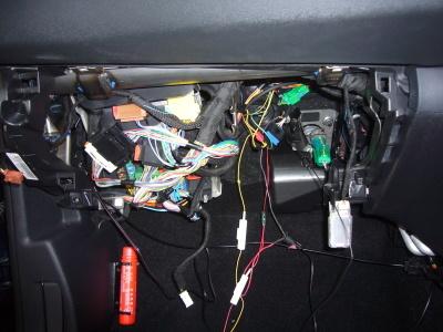 プジョー308SW 納車整備 ~ETC、ドライブレコーダ取付~_c0267693_16213502.jpg