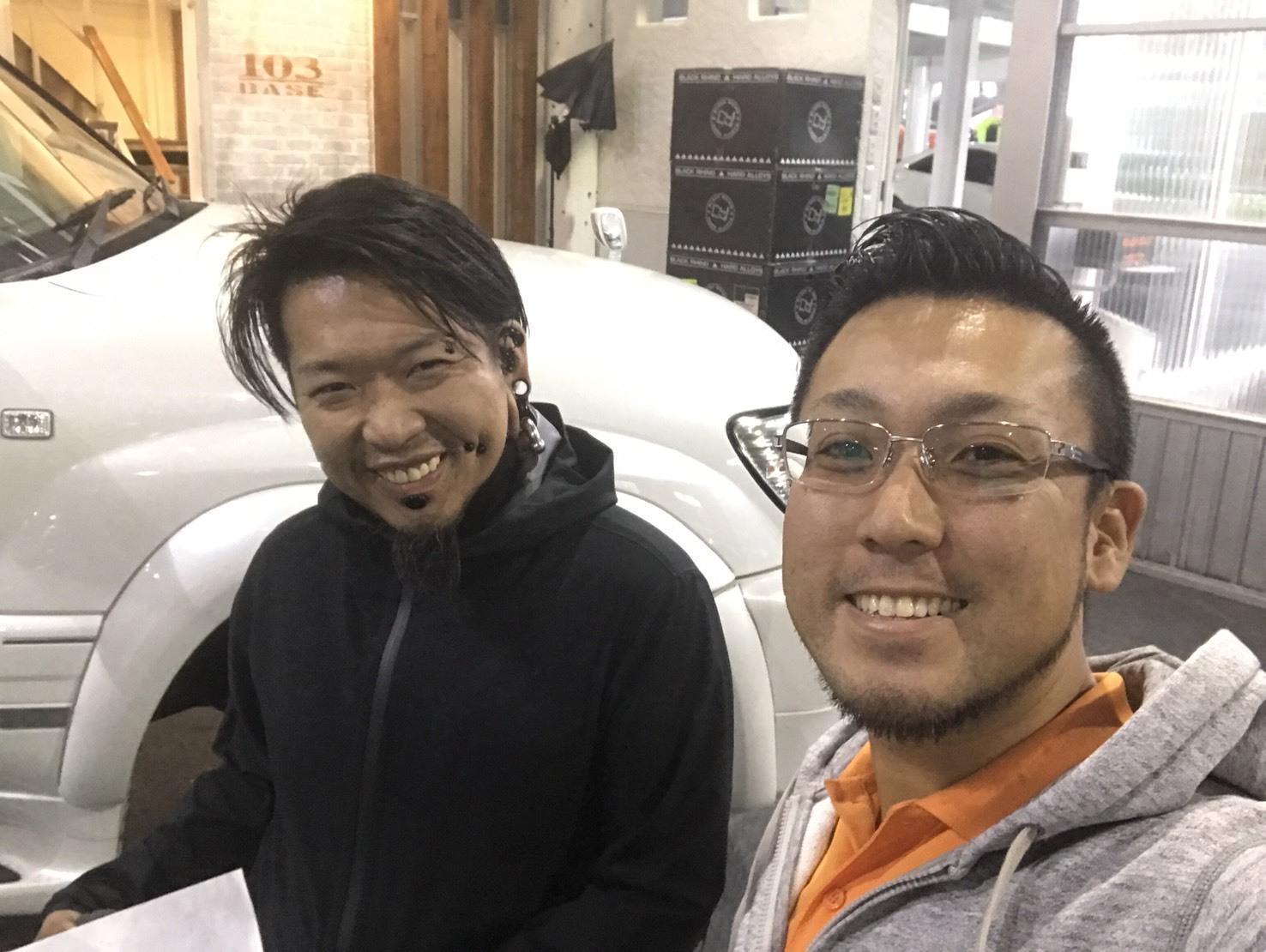 10月11日(水)TOMMY BASE ともみブログ☆ラングラー ハマー ランクル!!_b0127002_10054594.jpg