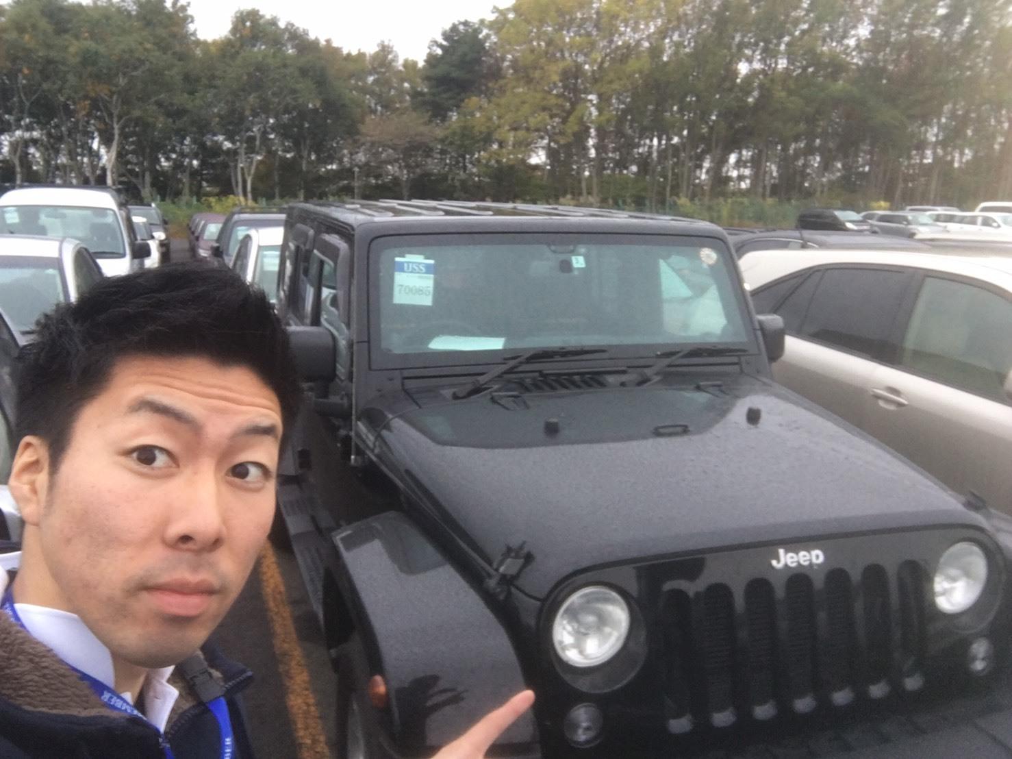 10月11日(水)TOMMY BASE ともみブログ☆ラングラー ハマー ランクル!!_b0127002_10295544.jpg
