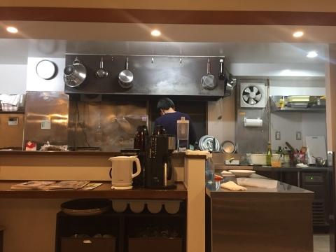 Kitchen Cavolo キッチンカーボロ_e0115904_14532160.jpg