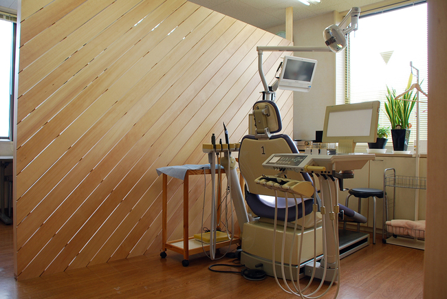 歯科の間仕切り/パーティション/歯科医院/岡山_c0225122_22483347.jpg
