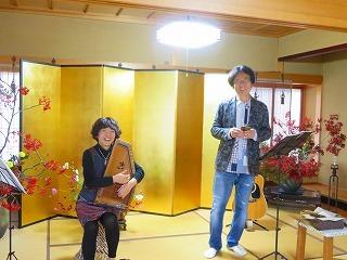 黒坂黒太郎・矢口周美ご夫妻のコンサート_e0030924_16450000.jpg