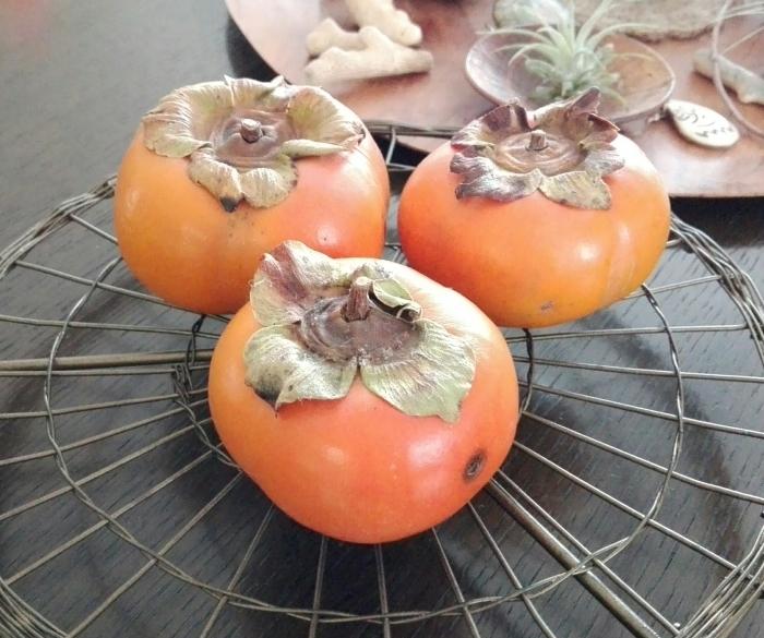 柿の美味しい食べ方_e0155231_15151734.jpg