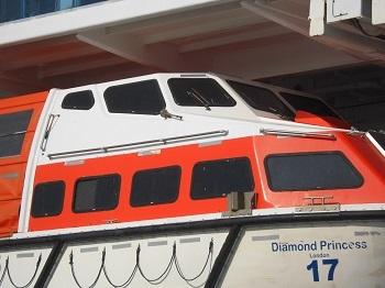 ◆コーヒーブレイク 船の窓 (横浜港 神奈川)_e0098739_15363711.jpg
