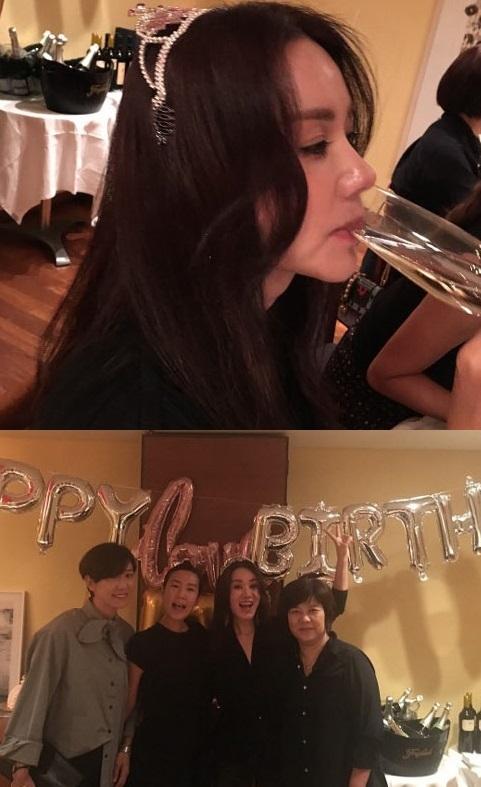 韓国のマドンナ!女優としても活躍 オムジョンファ、奇跡の48歳。 整形もスッピンもオープンに。がんを克服!_f0158064_02245915.jpg