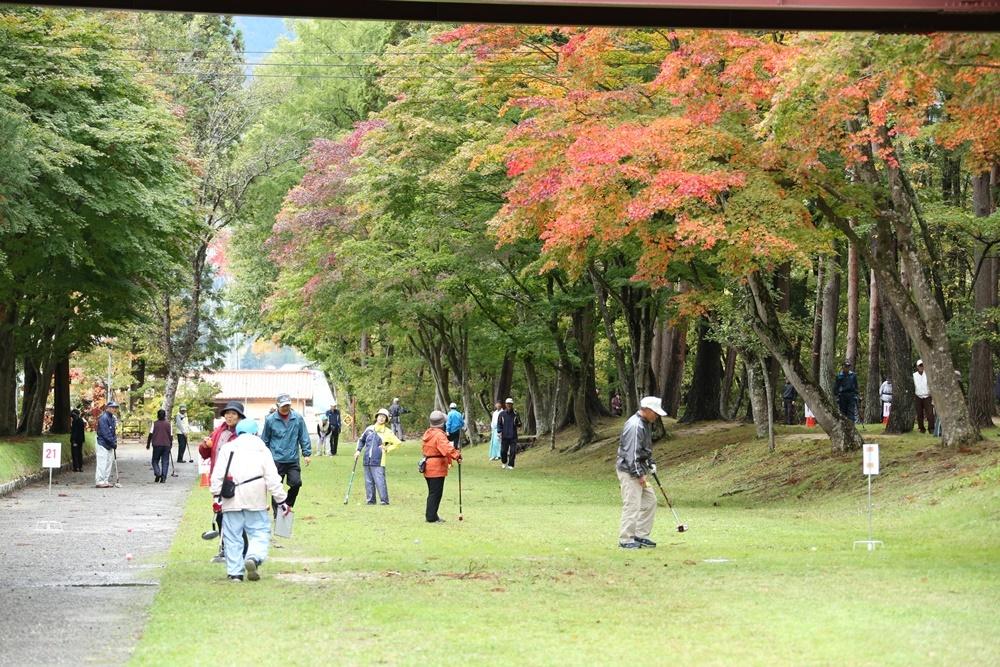 グラウンドゴルフ大会_c0111229_17383101.jpg