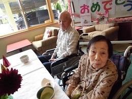 お誕生日 お茶会_e0163042_17381948.jpg