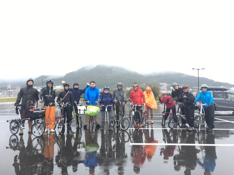 秀岳荘 函館・大沼サイクリングツアー 2017_d0197762_16460011.jpg