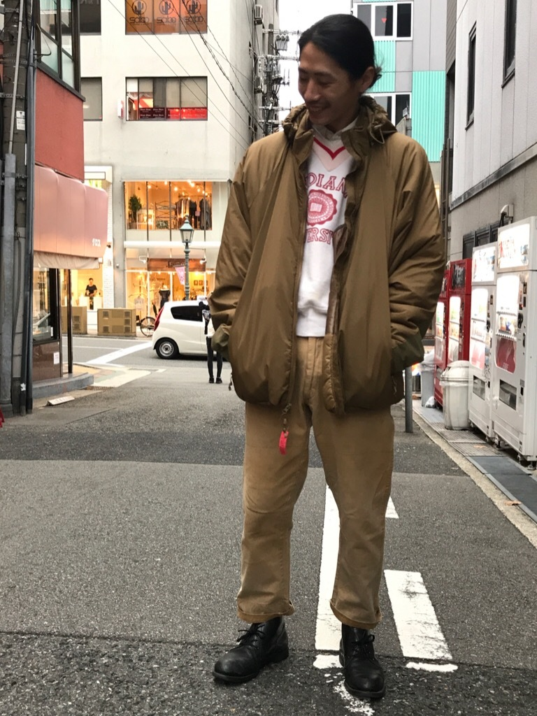 フワフワで安心の温かさ!(T.W.神戸店)_c0078587_12585628.jpg