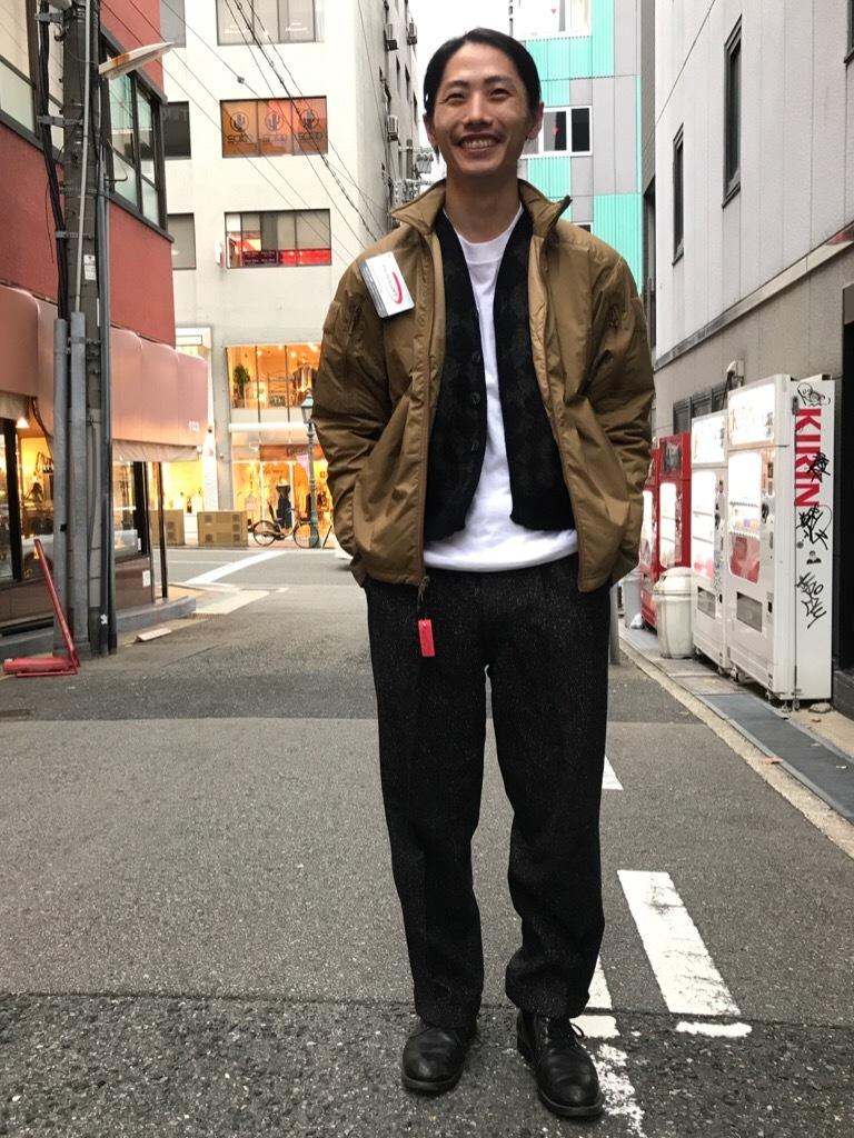フワフワで安心の温かさ!(T.W.神戸店)_c0078587_13043037.jpg
