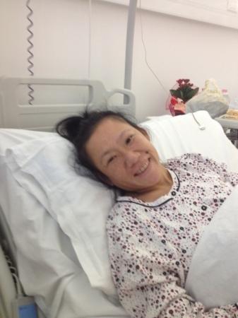 手術成功、退院しました!_a0136671_02241523.jpg
