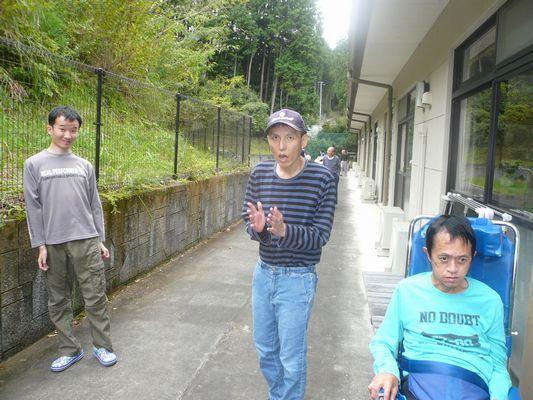 10/13 散歩と音楽活動_a0154110_08395916.jpg