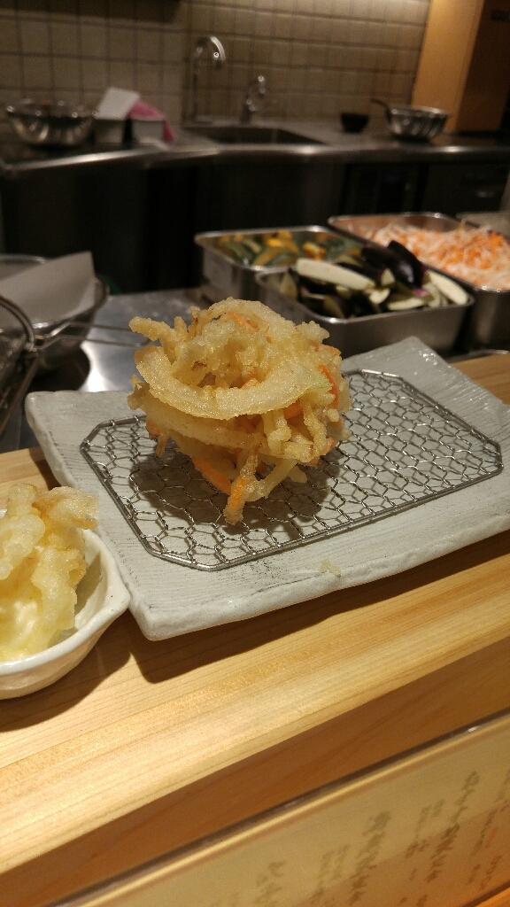 揚げたて天ぷら定食「まきの」_c0124528_16365787.jpg