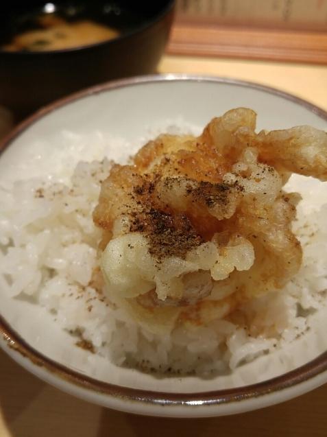 揚げたて天ぷら定食「まきの」_c0124528_16370152.jpg
