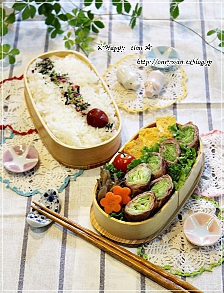 キャベツの肉巻き弁当と今週の作りおき♪_f0348032_18081652.jpg