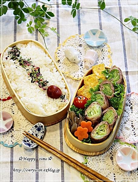 キャベツの肉巻き弁当と今週の作りおき♪_f0348032_18082853.jpg